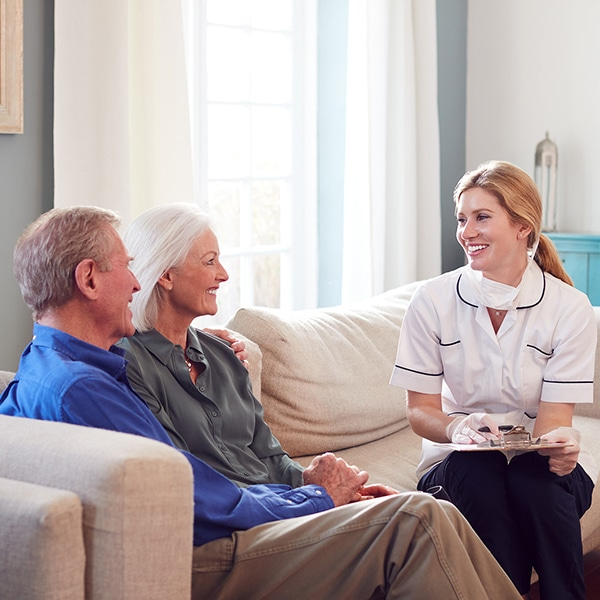 Respite Care & Family Caregiver Services in Downer's Grove
