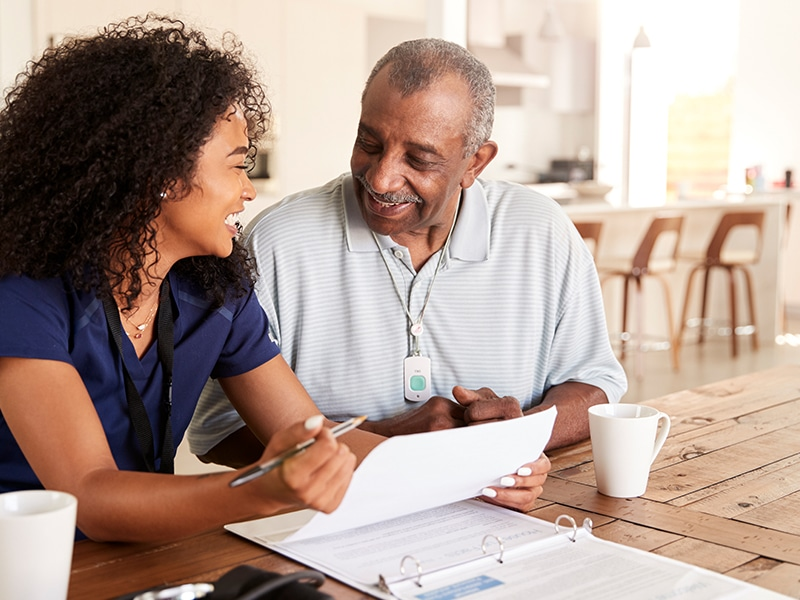 Get Started with Suburban Home Care's In-home Care services in Downers Grove, IL