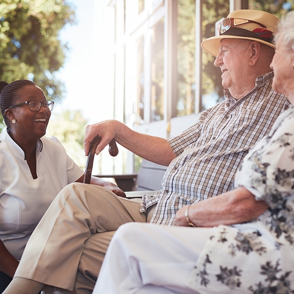 Read Testimonials and Reviews for Suburban Home Care. Located in Downers Grove, serving Naperville, and DuPage County in IL. Read words from our clients.